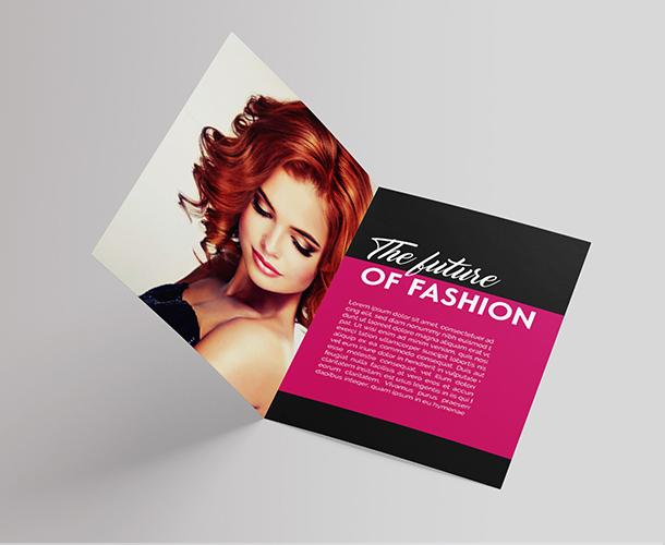 folded brochure leaflets design print2day sydney