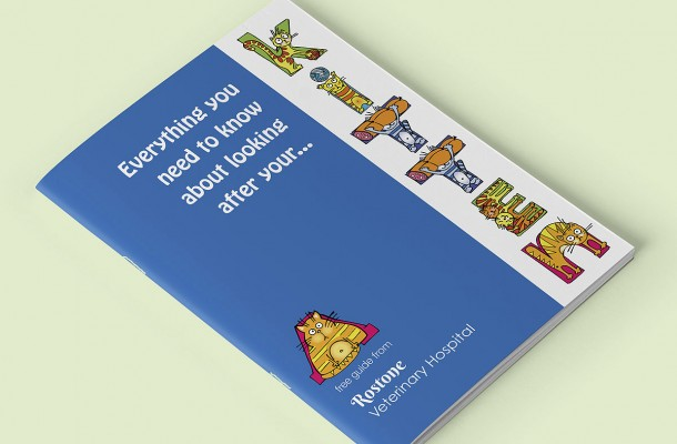 A5 Booklets with Card Cover